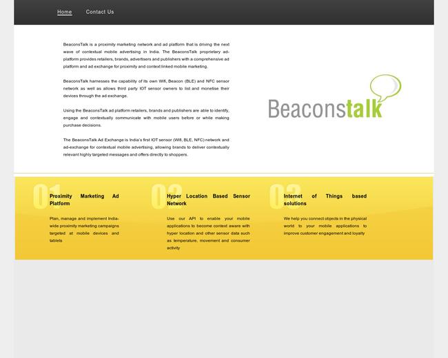 BeaconsTalk