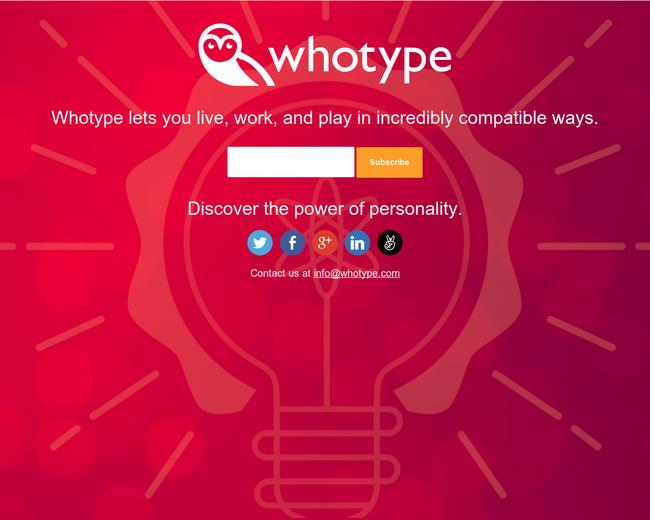 WhoType