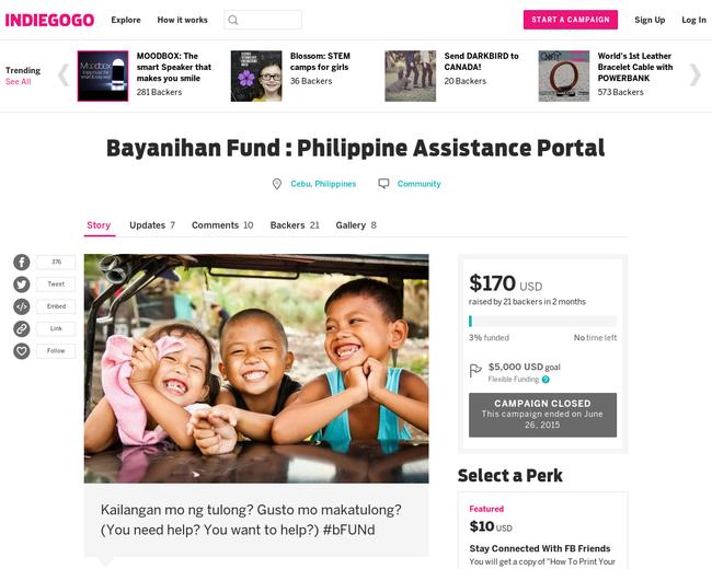 Bayanihan Fund