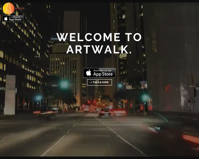 Artwalk app