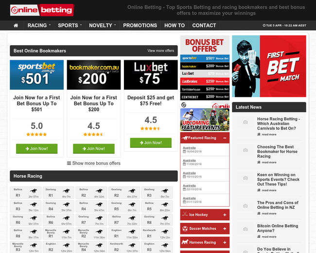 Best Online Betting
