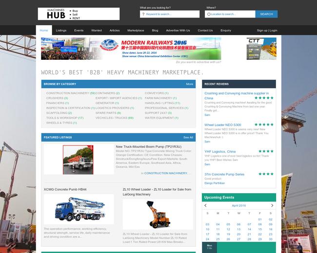 MachinesHub.com