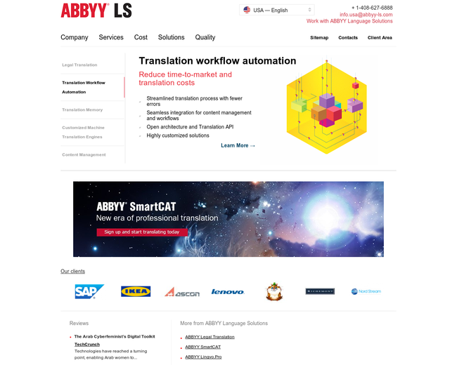 ABBYY Language Services