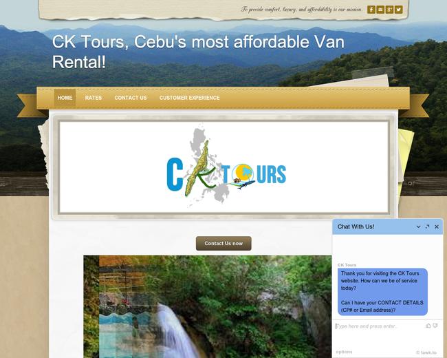 CK Tours