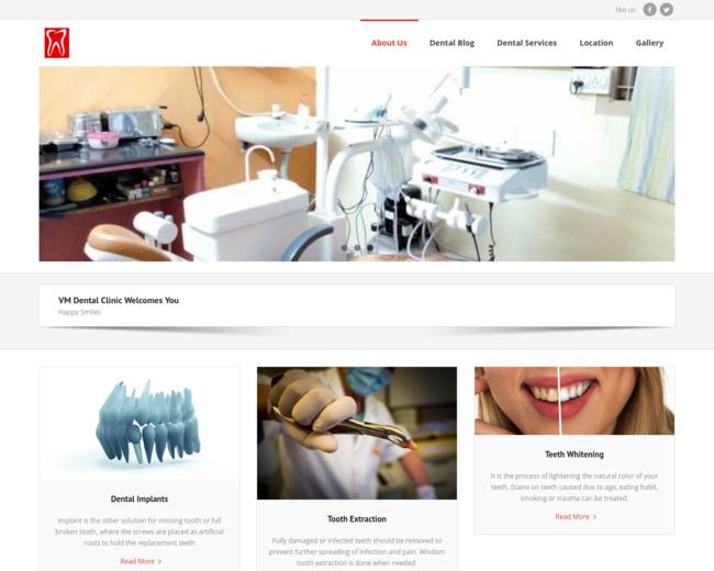 VM Dental Clinic