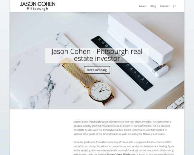 Jason Cohen Pittsburgh