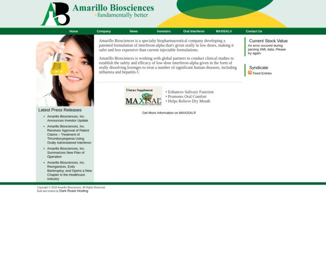 Amarillo Biosciences