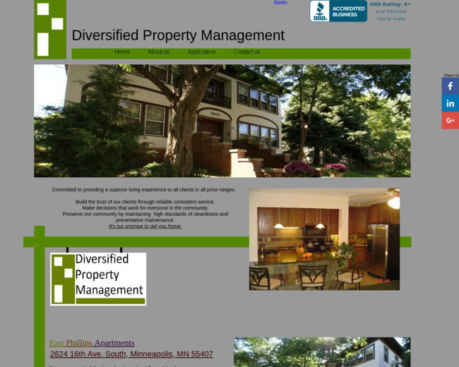 Diversified Property Management