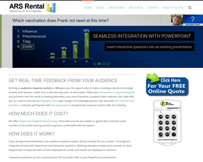 ARS Rental