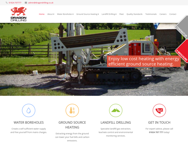 Dragon Drilling Ltd