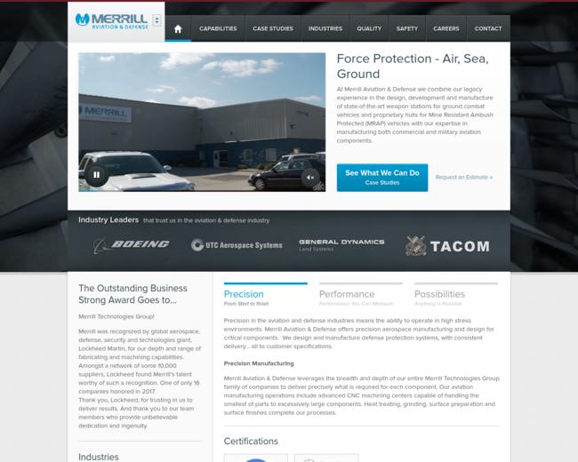 Merrill Aviation & Defense
