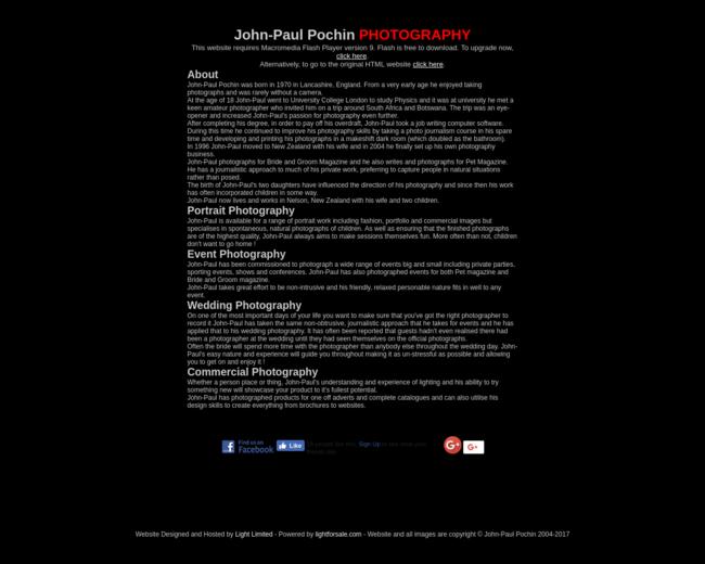 John-Paul Pochin Photography