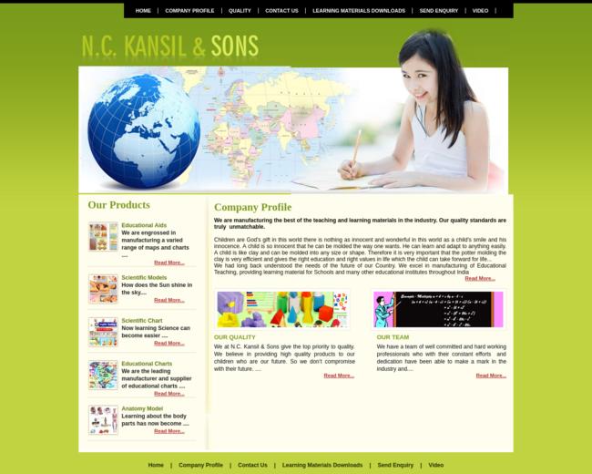 N. C. Kansil & Son