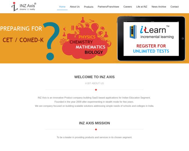 INZ Axis Tech Services