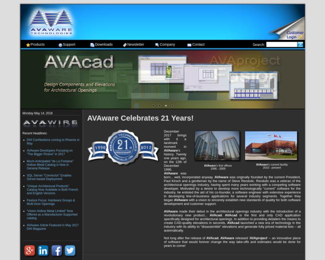AVAware Inc.