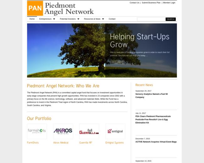 Piedmont Angel Network