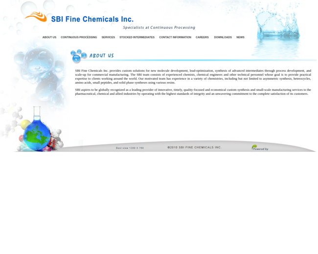 SBI BioEnergy Inc.
