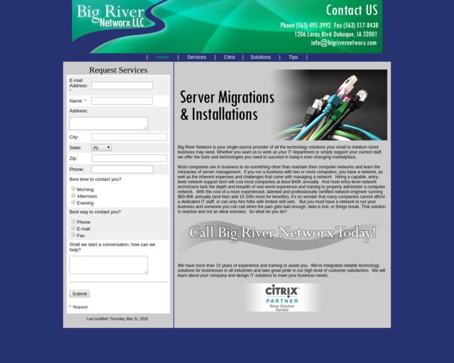 Big River Networx LLC