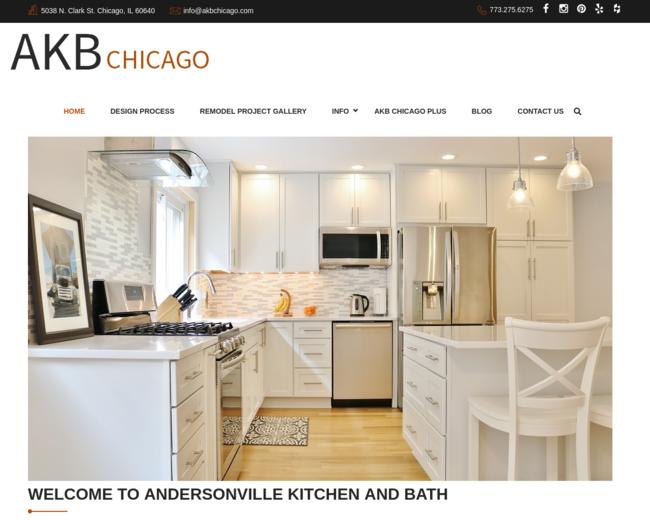 Andersonville Kitchen U0026 Bath