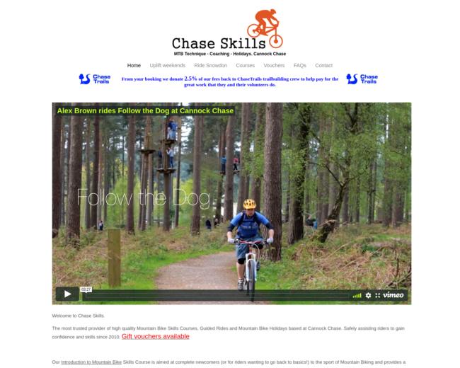 Chase Skills