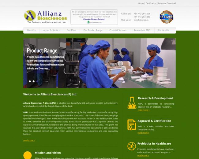 Allianz Biosciences