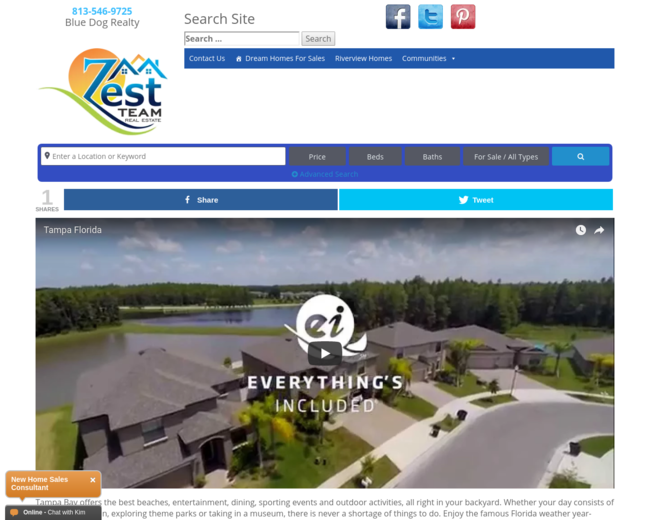Zest Team at HomesXpress Realty