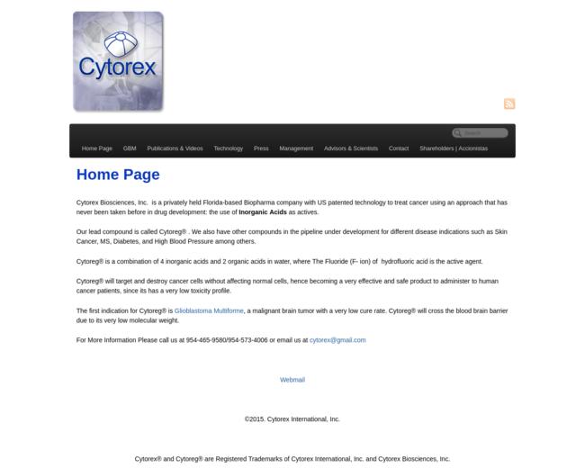 Cytorex Biosciences
