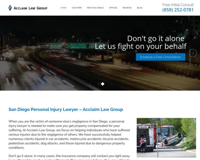 Acclaim Law Group