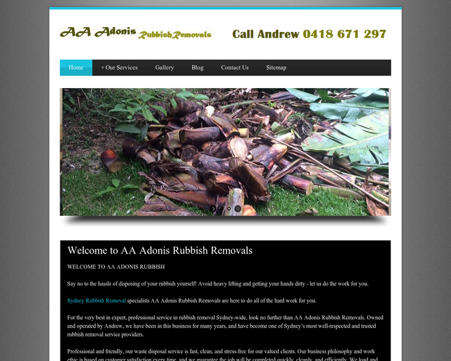 AA Adonis Rubbish Removals