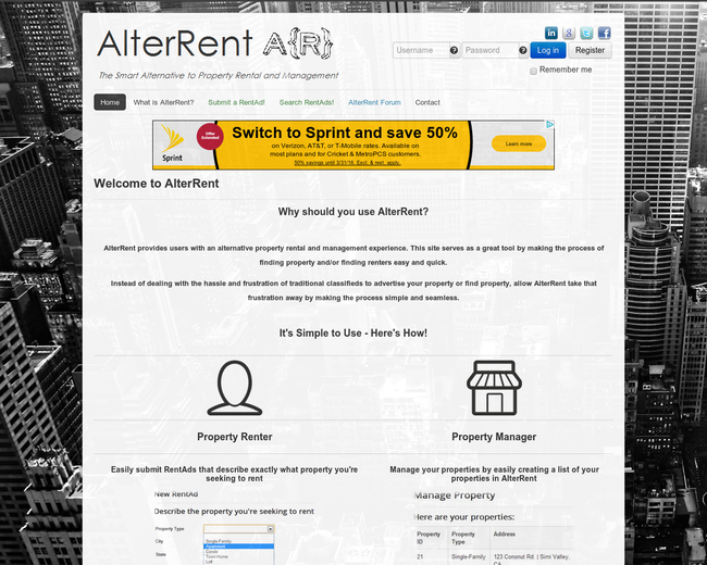 AlterRent