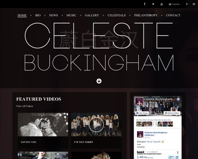 Celeste Buckingham Project