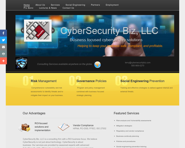 CyberSecurity Biz
