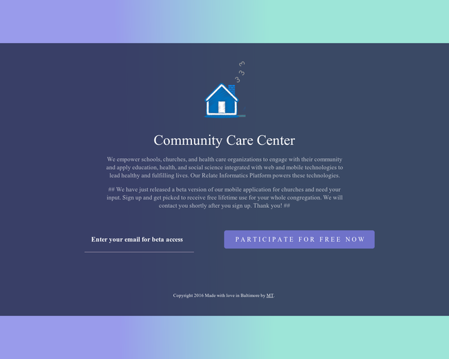 Community Care Center