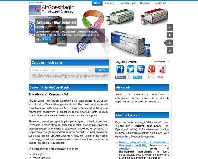 AirGoesMagic The Airware Company