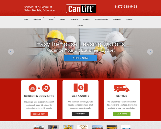 CanLift Equipment