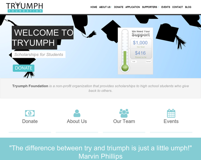 Tryumph Foundation