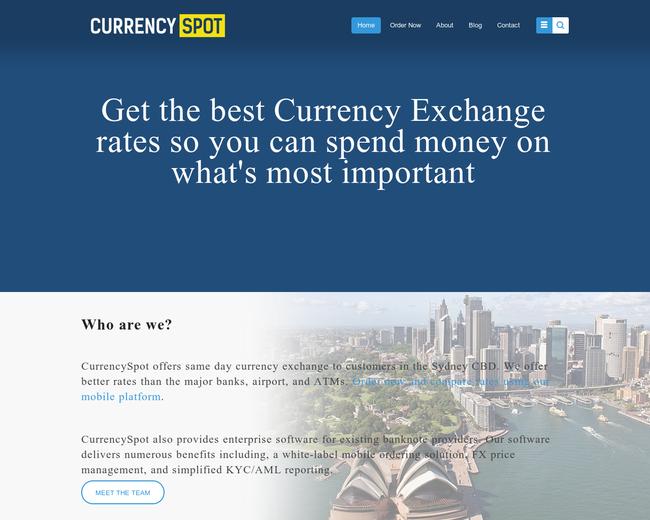 CurrencySpot