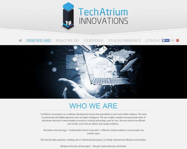 TechAtrium Innovations
