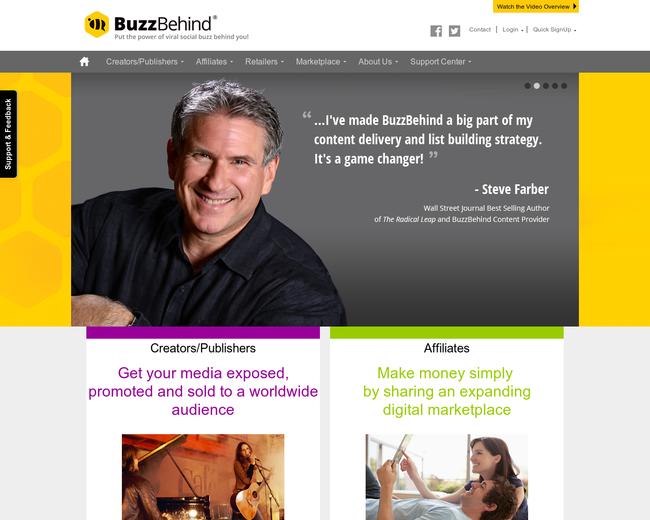 Buzz Behind Worldwide