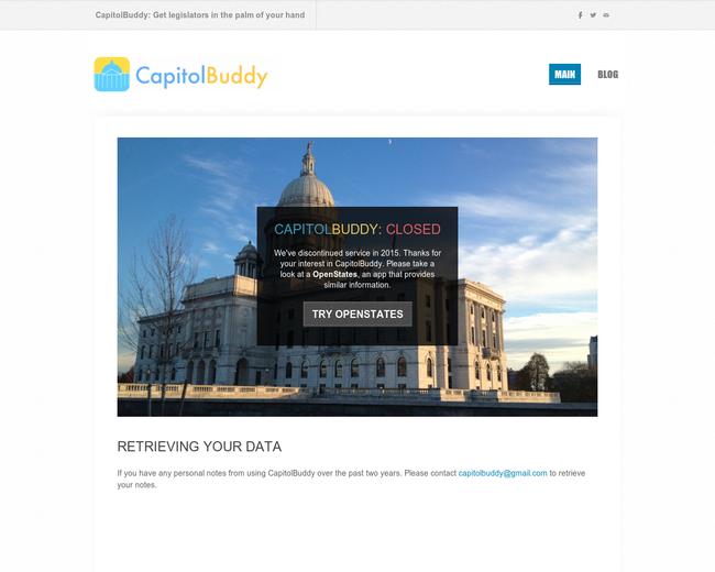 CapitolBuddy