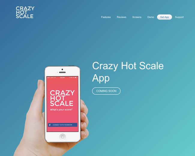 CrazyHotScale