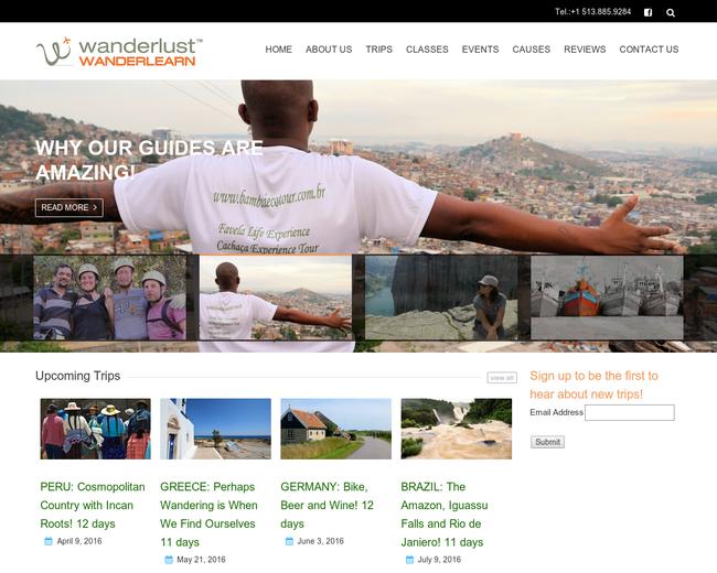 Wanderlust:Wanderlearn