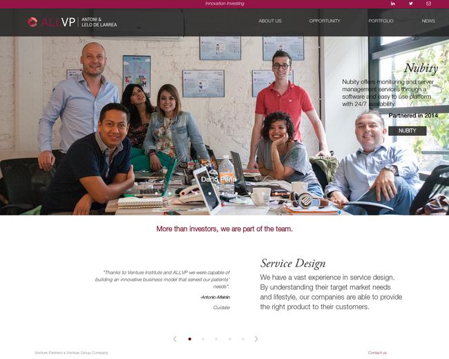 ALL VP   Venture Partners
