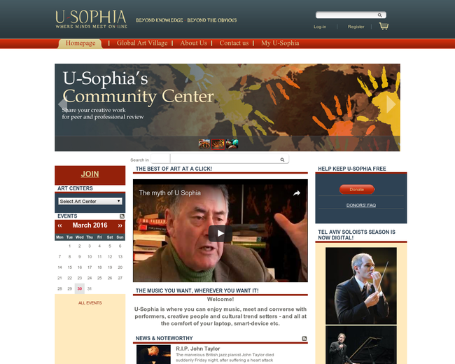 U-Sophia