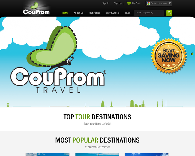 CouProm Travel