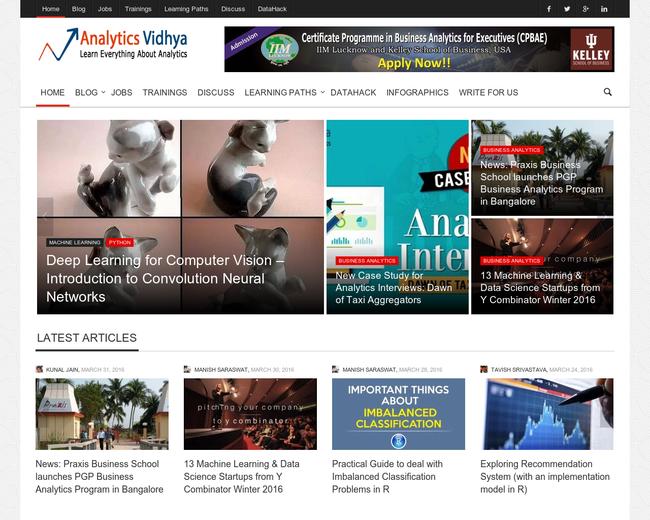 Analytics Vidhya
