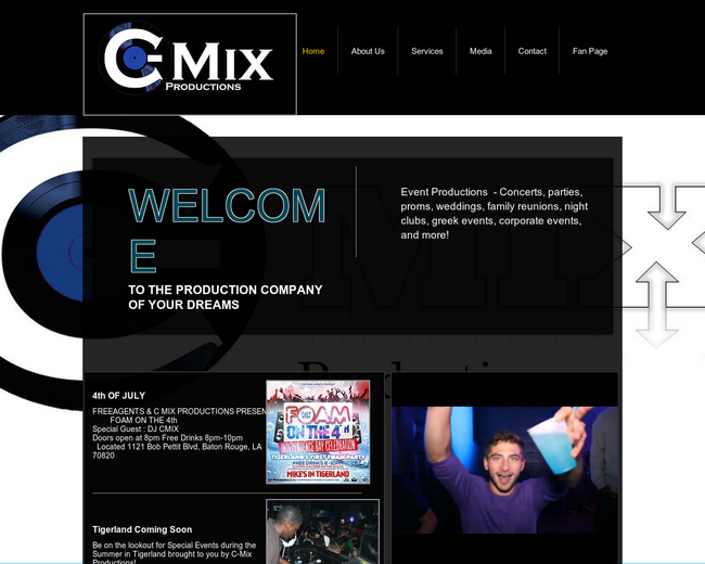 C-Mix Productions