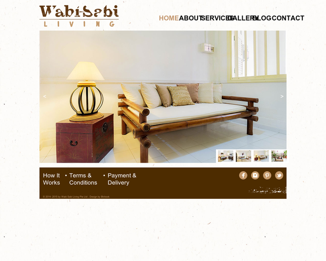 Wabi Sabi Living