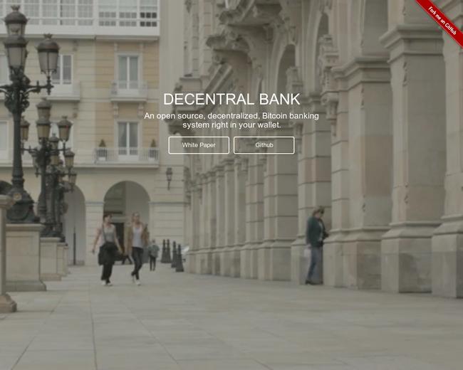 Decentral Bank