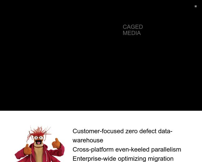 Caged Media